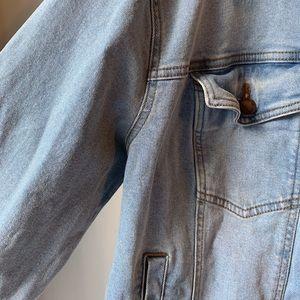 Joe Fresh Oversized Jean Jacket
